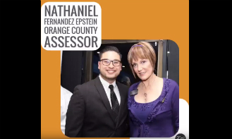 Endorsement from Diana Lee Carey, West Orange County Vice Chair of the Democratic Party of Orange County