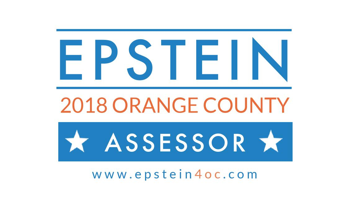 Nathaniel Fernandez Epstein Running for Orange County Assessor